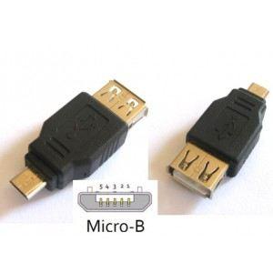 adaptateur micro usb vers usb femelle
