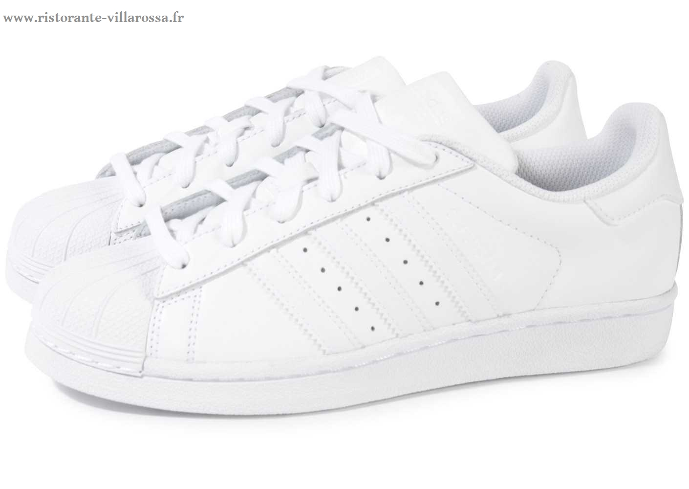 adidas superstar blanche femme