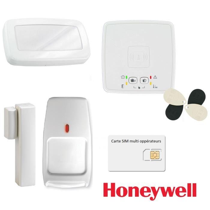 alarme honeywell