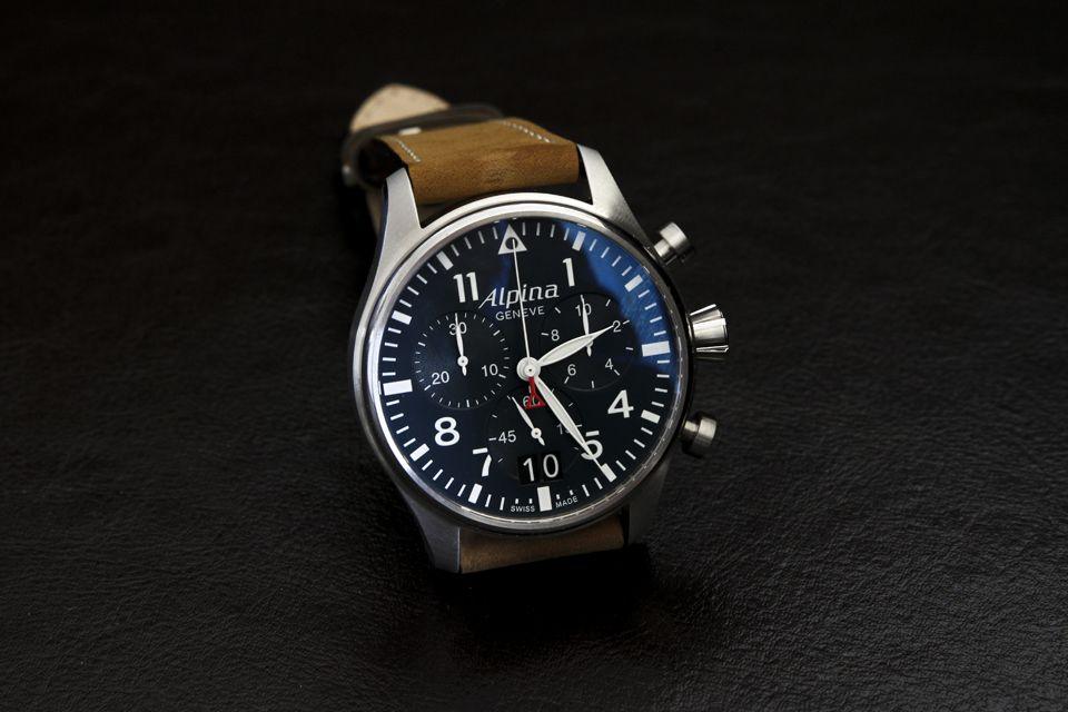 alpina montre