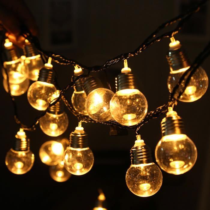 ampoule de guirlande
