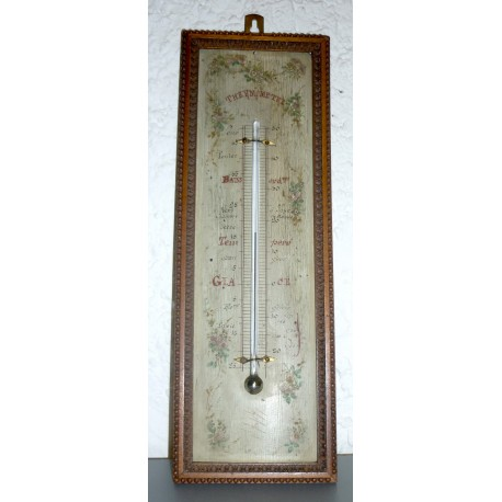 ancien thermometre