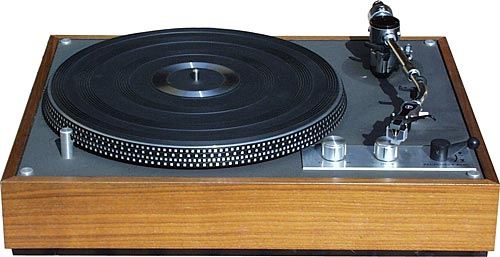 ancienne platine vinyle