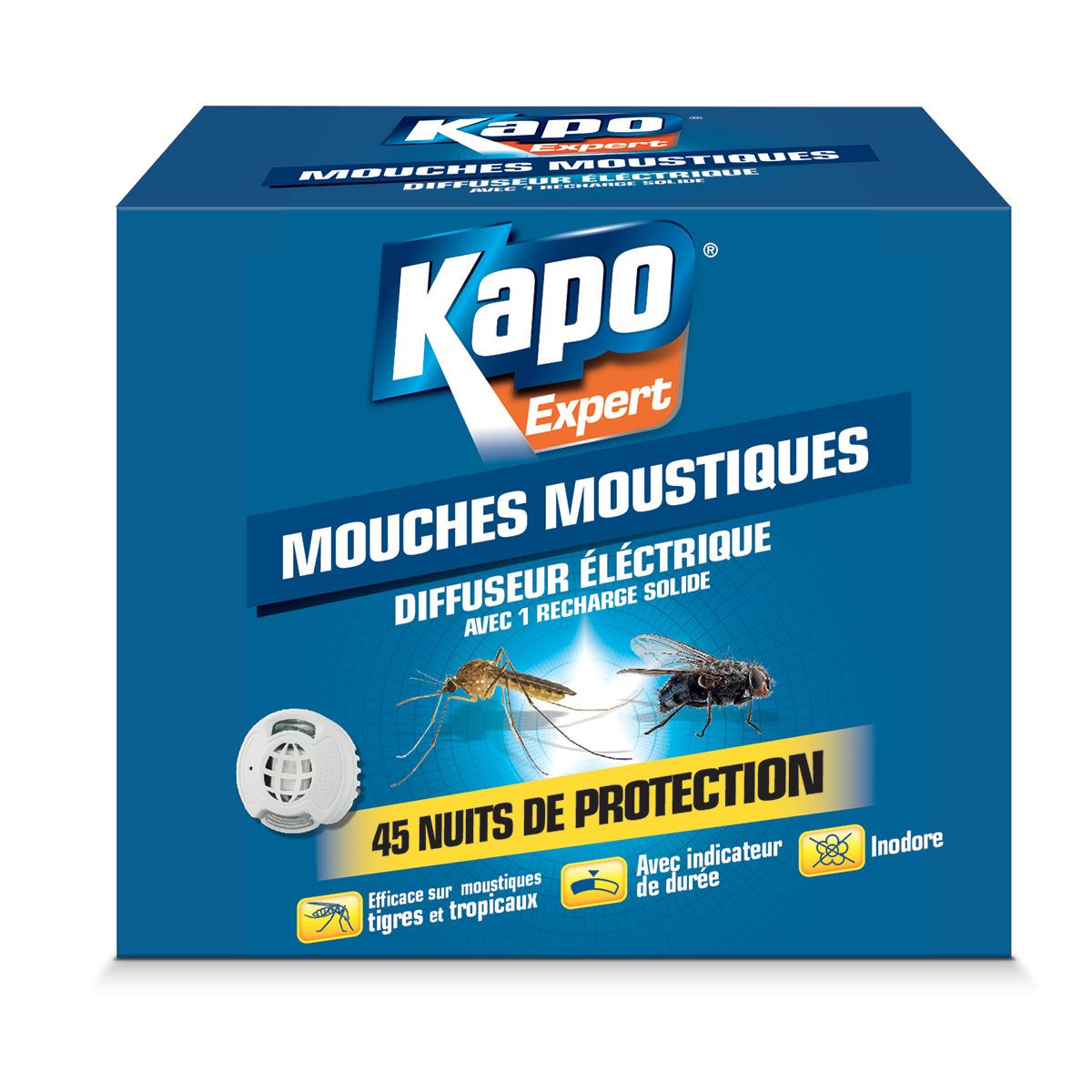 anti moustique kapo