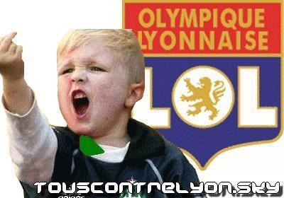 anti olympique lyonnais