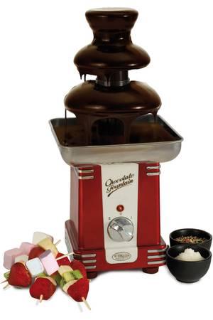 appareil fontaine chocolat