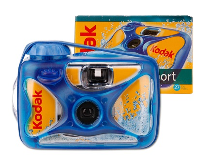 appareil photo etanche jetable
