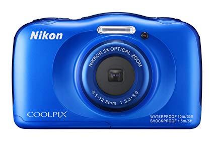 appareil photo nikon s33