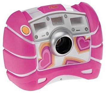appareil photo numérique fisher price