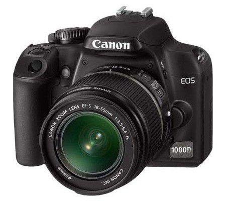 appareil photo reflex eos 1000