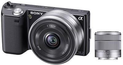 appareil photo sony reflex compact