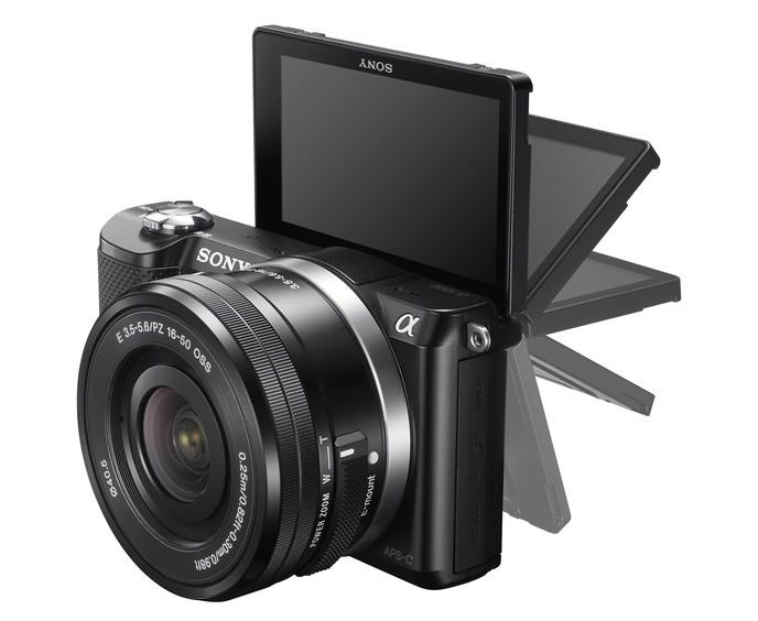 appareil photo wifi sony