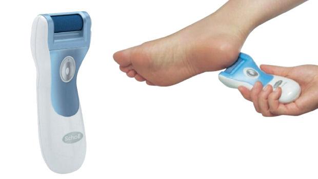 appareil pour la corne des pieds
