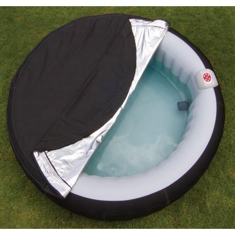aqua spa gonflable