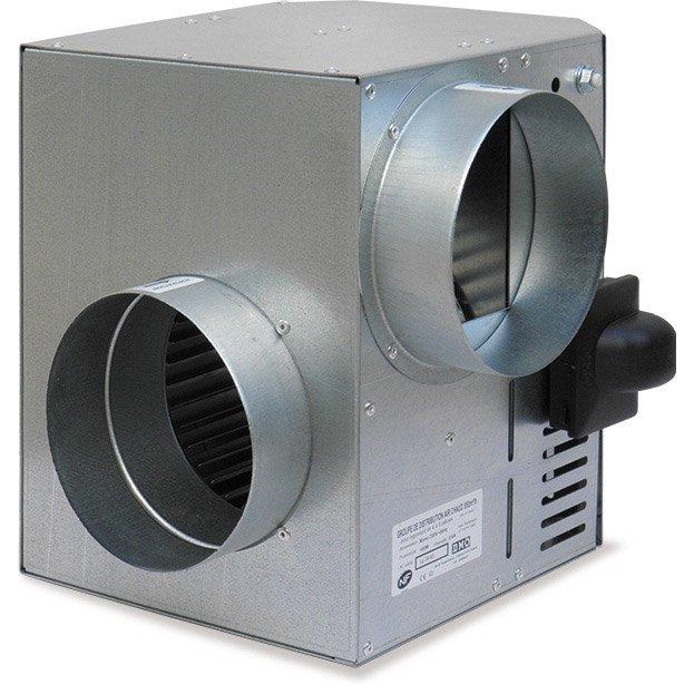 aspirateur d air chaud pour cheminée