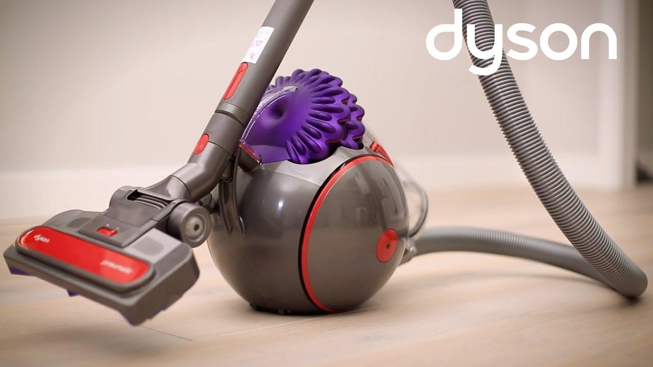 aspirateur dyson cinetic big ball animal pro