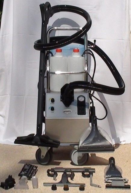 aspirateur nettoyeur vapeur professionnel