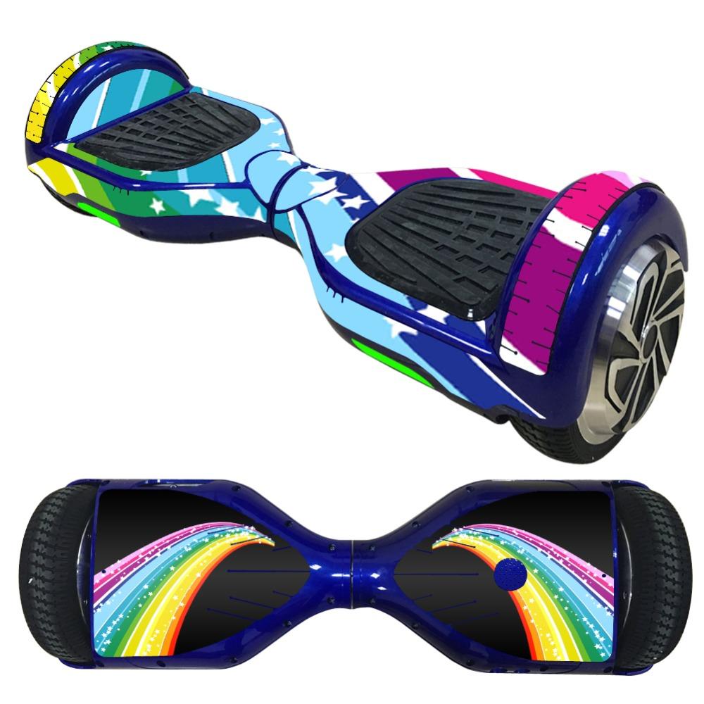 autocollant hoverboard