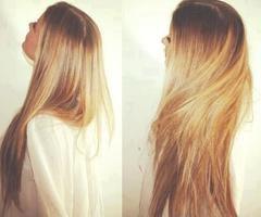 avoir des cheveux lisses naturellement