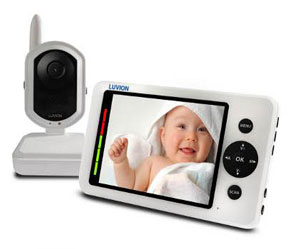 babyphone video longue portée