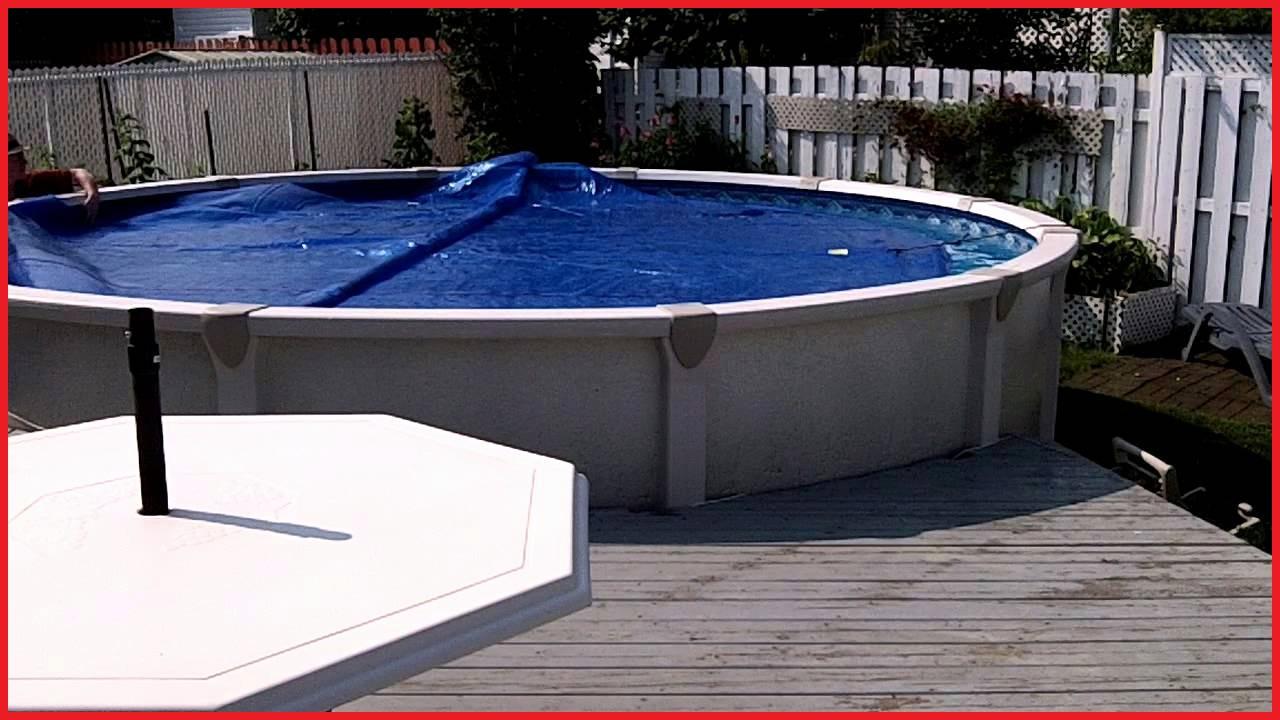 bache piscine hors sol ronde intex