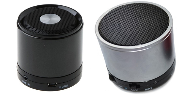 baffle bluetooth portable