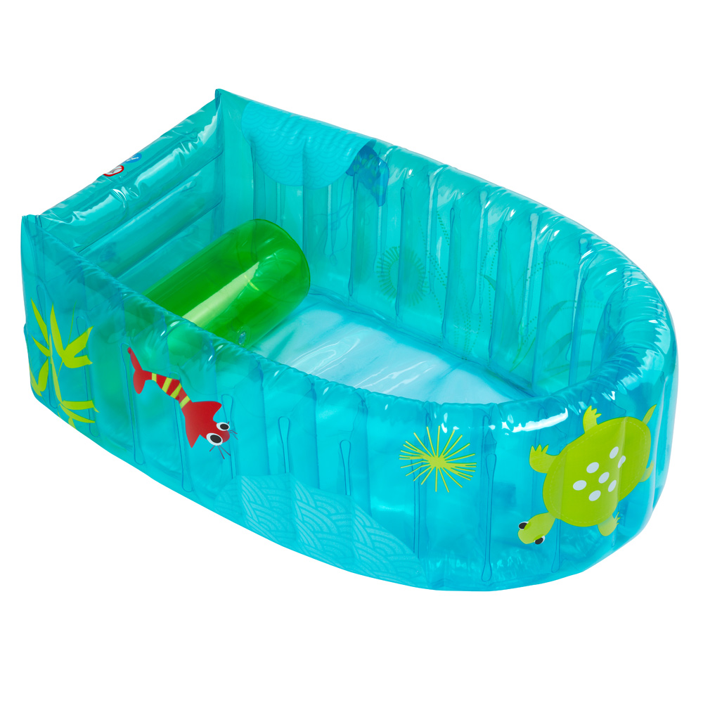 baignoire enfant gonflable