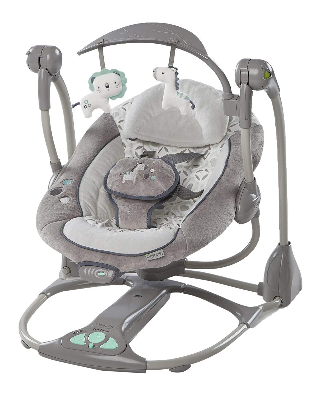 balancelle bébé transat