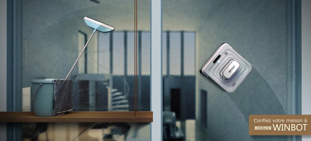 appareil pour nettoyer les vitres