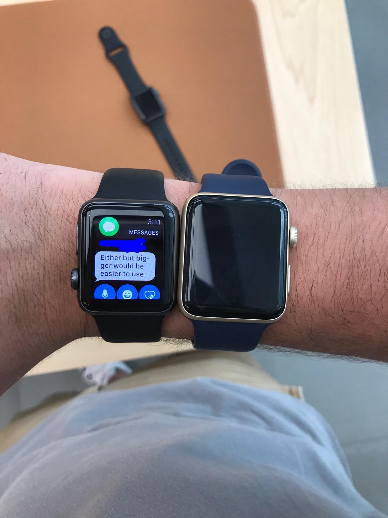 apple watch 42