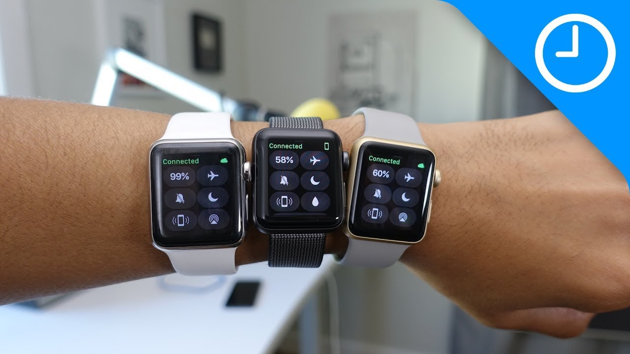 apple watch serie 1 ou 2