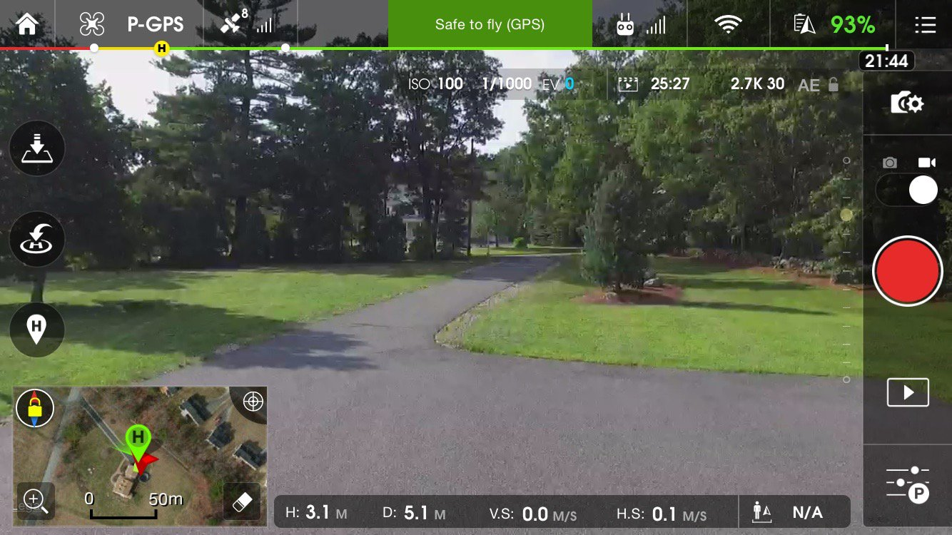 application dji go