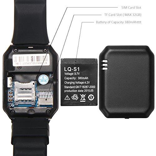 application pour smartwatch
