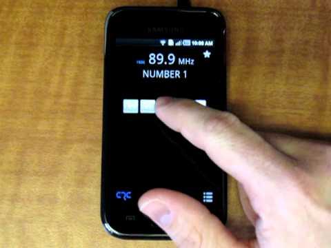 application transmetteur fm