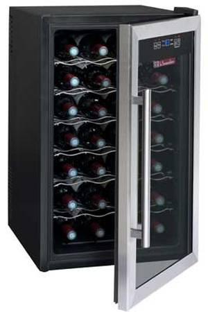 armoire de mise en température