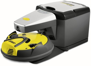 aspirateur nettoyeur vapeur robot
