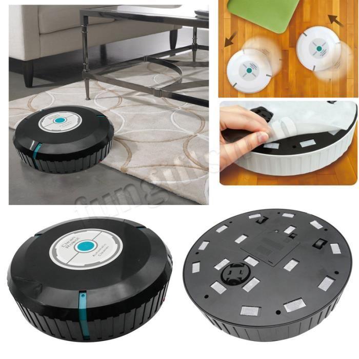 aspirateur robot tapis