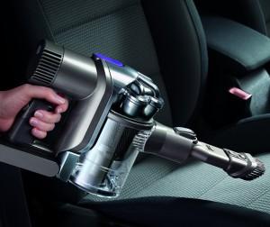 aspirateur voiture puissant sans fil