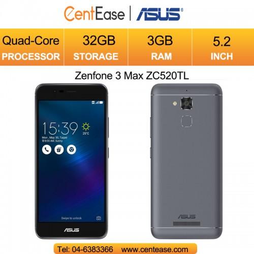 asus zenfone 3 max zc520tl 5