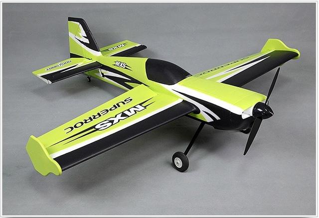 avion rc electrique