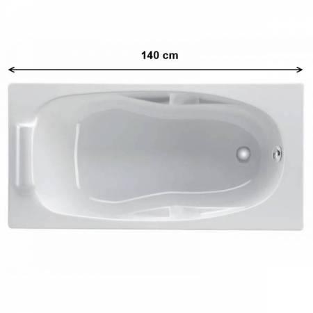 baignoire 140 cm