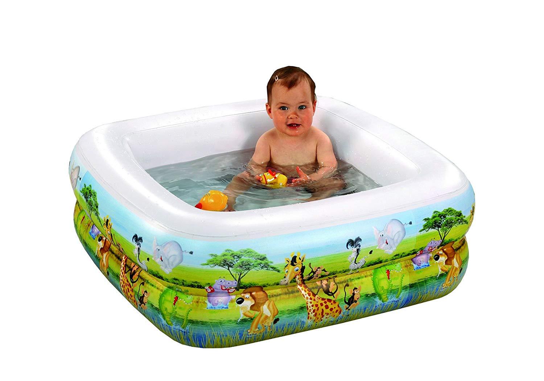 baignoire gonflable carré pour douche
