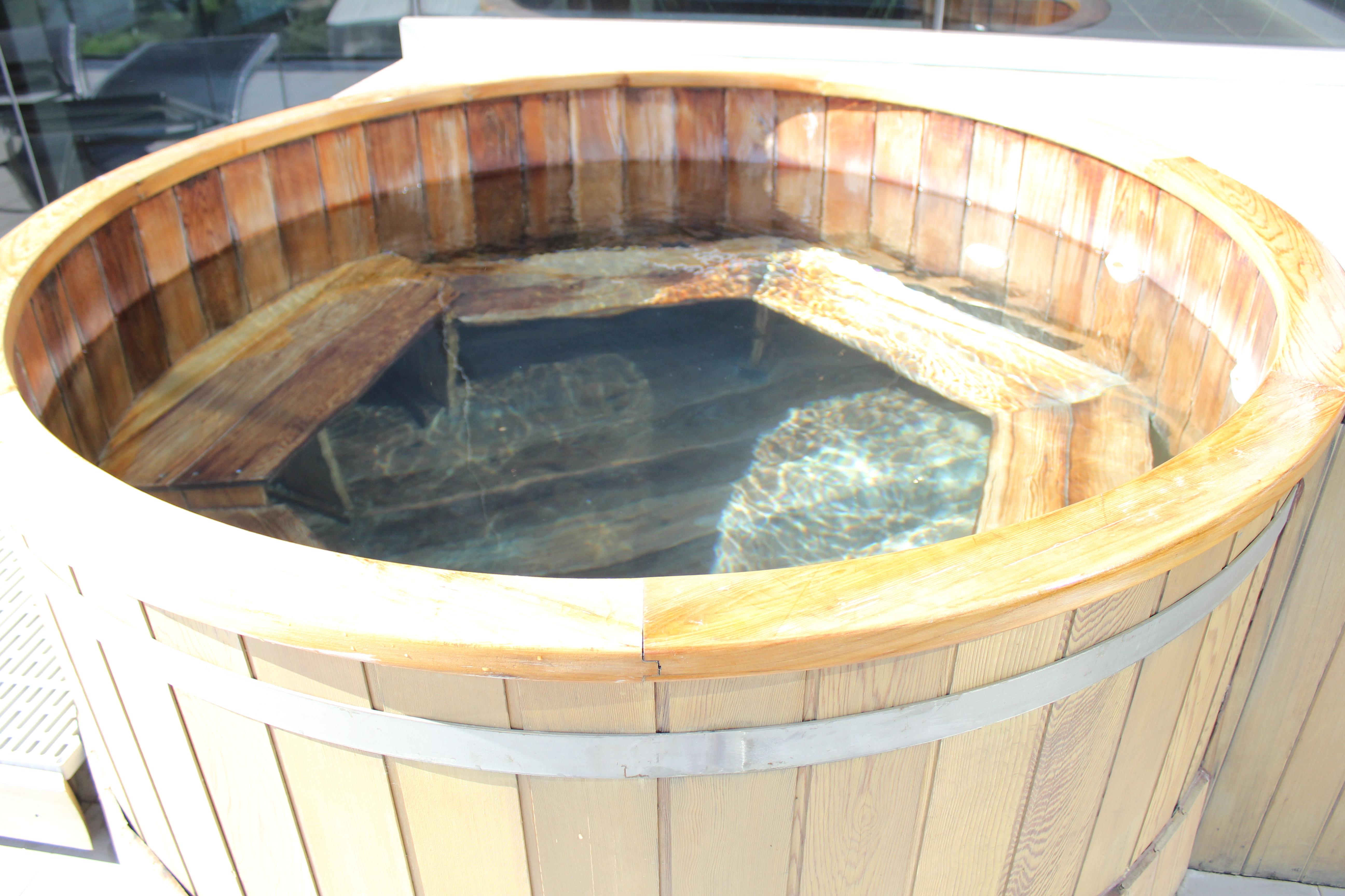 bain d eau froide