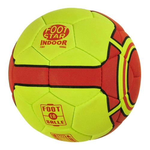 ballon foot en salle