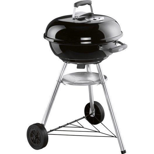 barbecue weber bois