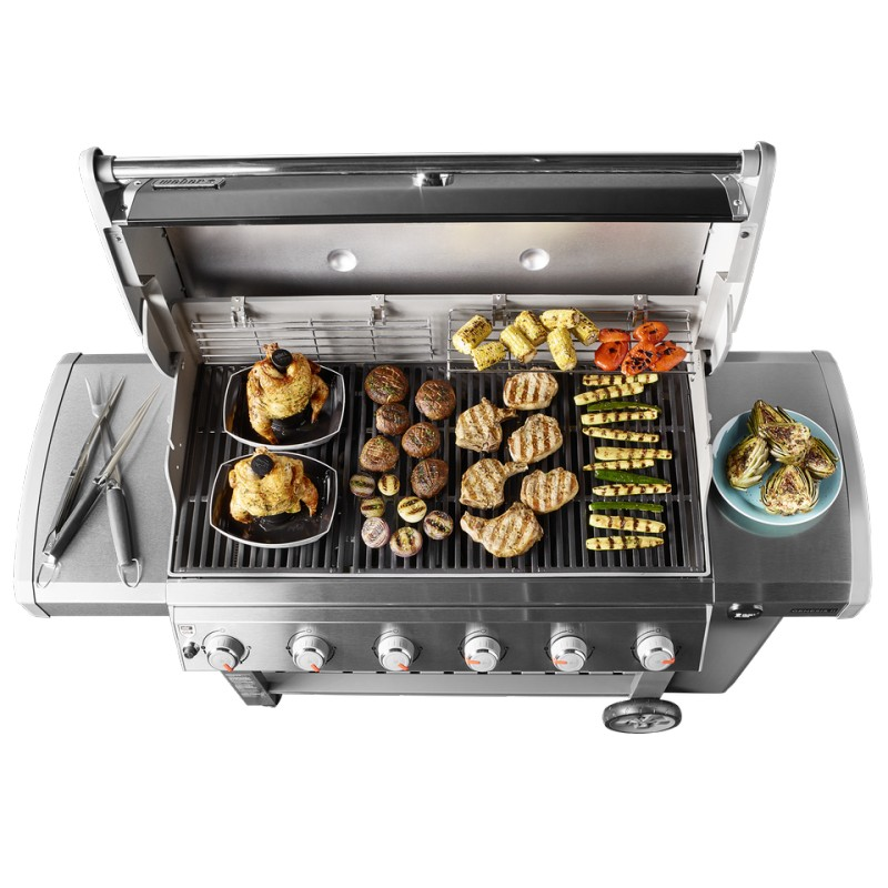 barbecue weber plancha