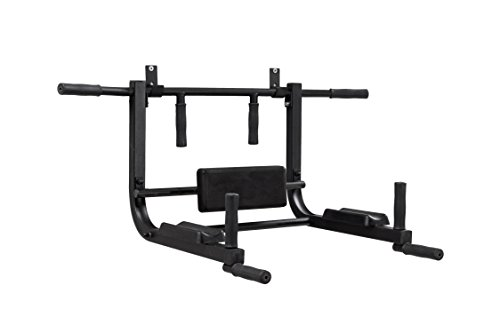 barre traction murale multifonction