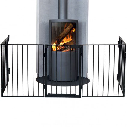 barrière de protection cheminée
