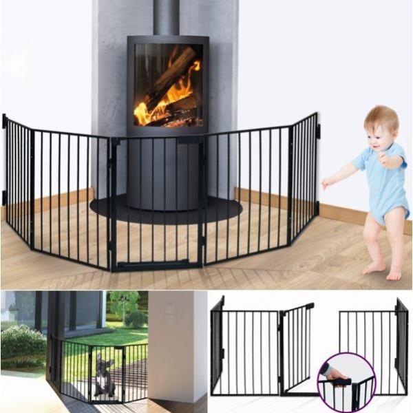 barriere de securite pare feu pour bebe