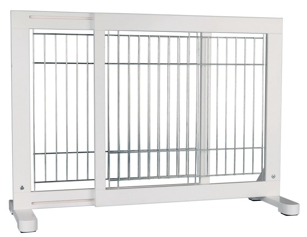 barrière extensible pour chien